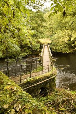 Rydal bridge over the Rothay