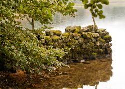 Rydal Water Wall