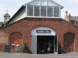 Devizes - Market Hall - June 2003