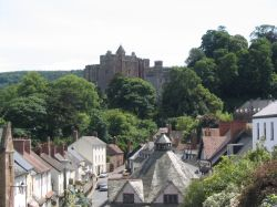 Dunster - Village & Castle (1) - June 2003