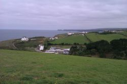 A wonderful view Port Gaverne
