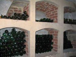 Lulworth Castle - Wine Cellar - June 2003