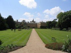 Oxford - Campus Greens - June 2003