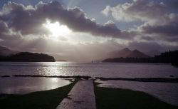 Dewent Water after a storm