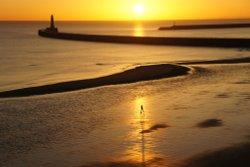 Sunderland, Roker Pier