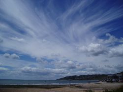 Charmouth Cloud Formation