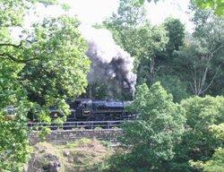 Thomason Foss, Beck Hole, North York Moors Railway