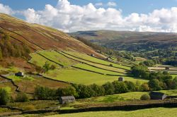 Fields and Fells of Yorkshire Dales