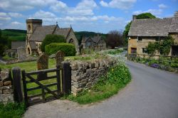 Snowshill in Gloucestershire