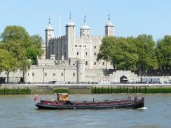 Tower of London across the Thames