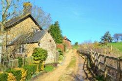 Whichford village