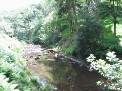 Beck Hole - Riverbed Path to Thomason Foss