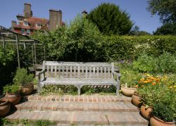 Bench at Standen