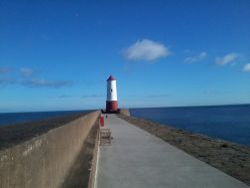 The Old Lighthouse, Berwick Upon Tweed, Northumberland
