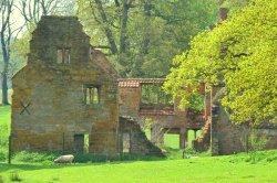 Dower House ruins