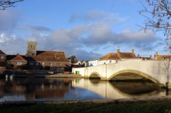 Frome bridge, Wareham, Dorset