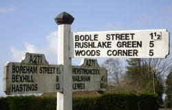 Village Names