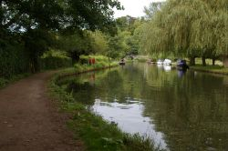 Walking by River Wey