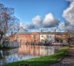 The Swan, Fradley Junction