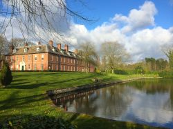 Gawsworth New Hall, Gawsworth,Cheshire