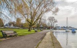 Town quay at Christchurch