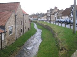 Helmsley, North Yorks, Jan 2013