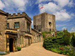 Clitheroe Castle, Lancashire