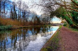 Denham Lock view, Buckinghamshire