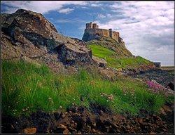 Lindisfarne, Holy Island, Northhumbria.