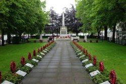 Memorial Garden Boston UK