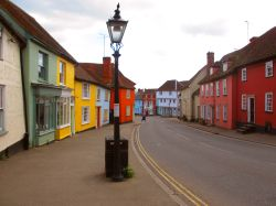 Thaxted Town Street