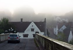 Morning Mist, Brockweir.