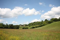 Rotherfield Greys, the view towards Greys Court