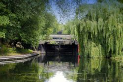 Colin P Witter Lock at Stratford Upon Avon