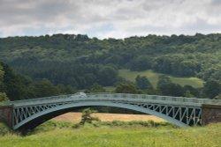 Bigsweir Bridge, Whitebrook.