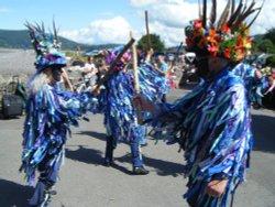 Exmoor Border Morris Dancers