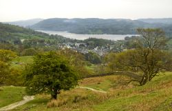 Windermere from High Coppice