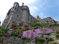 St Michaels Mount Wallpaper