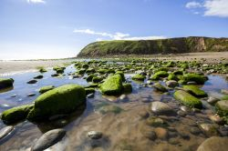 St Bees Head from the Rockpools