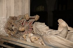 Tomb of Alice de la Pole in St. Mary's Church, Ewelme