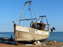 hastings fishing boats 2005