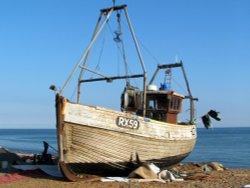 hastings fishing boats 2005