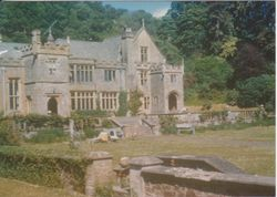 Halsway Manor in Crowcombe, Somerset, UK