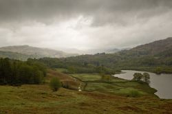 Rydal Water towards the Grasmere Fells