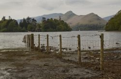 Catbells and Derwent Isle
