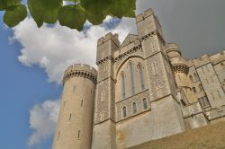 Arundel Castle upwards