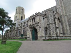 The Abbey, Wymondham