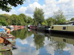 Grand union canal, Rickmansworth