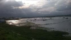 Storm Clouds over the Stour