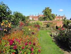 Helmingham Hall & Gardens, Helmingham, Suffolk